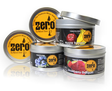 Strawberry ZERO HERBAL SHISHA 250 GR
